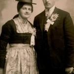 Großeltern Rosa und Franz Möschl aus Bramberg