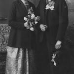 Zieh-Großeltern, Anna und Georg Stahl