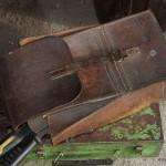 Werkzeug für Hufpflege