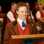 Michael Rohrmoser ist der neue Obmann der Almer Musi