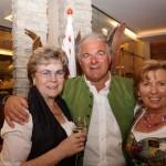 Bartl mit Hannelore Steger und Waltraud Kröll