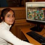 Unterhaltung und Lernen am Computer