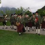 In Strowolln, im Wildental ist die Musi überall willkommen