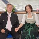Andreas & Alexandra Bernardi, glückliche Eltern.