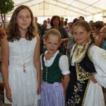 Lea, Elena und Suzanna