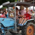 """Der """"Schnaps"""" Traktor von Siegurt Faistauer"""
