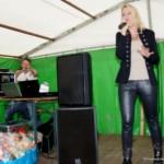 DJ Kurt Schossleitner und Sängerin Pia Vanelly