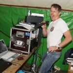 DJ Crazy Kurt heizt die Stimmung gewaltig an