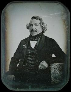 Lois Daguerre, 1844 von J. Sabarier-Blot