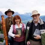 Fritz Moßhammer, Gerline Allmayer, Max Faistauer