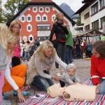 Das Rote Kreuz übt Erste Hilfe auch mit den Kleinsten