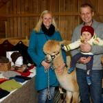 Monika, Gerhard, Leo und Daisy
