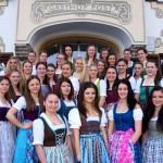 Schülerinnen der HWS Bruck